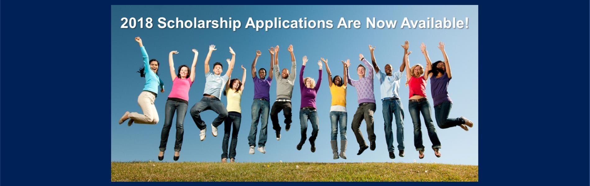 Celebrate Tomorrow's Leaders Today with Scholarships!